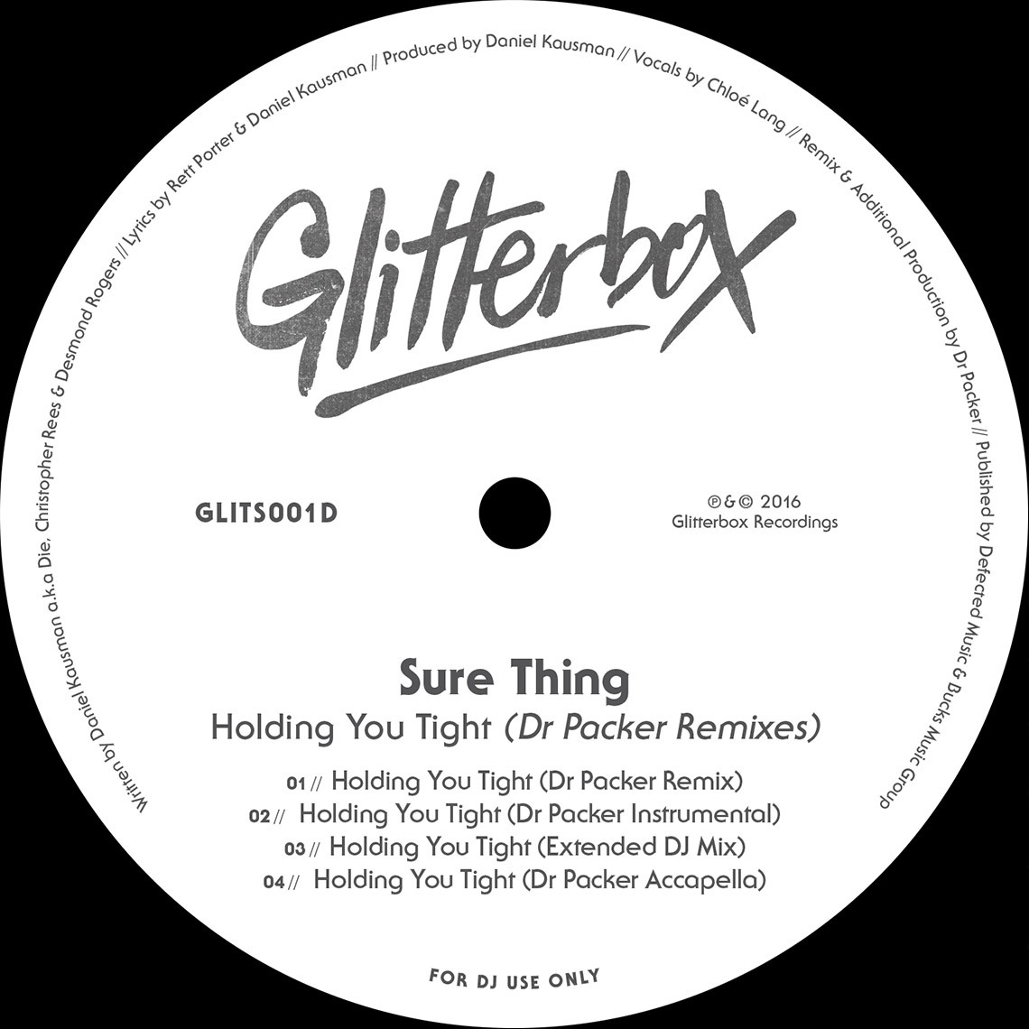 Surething holdingyoutight drpackerremixes