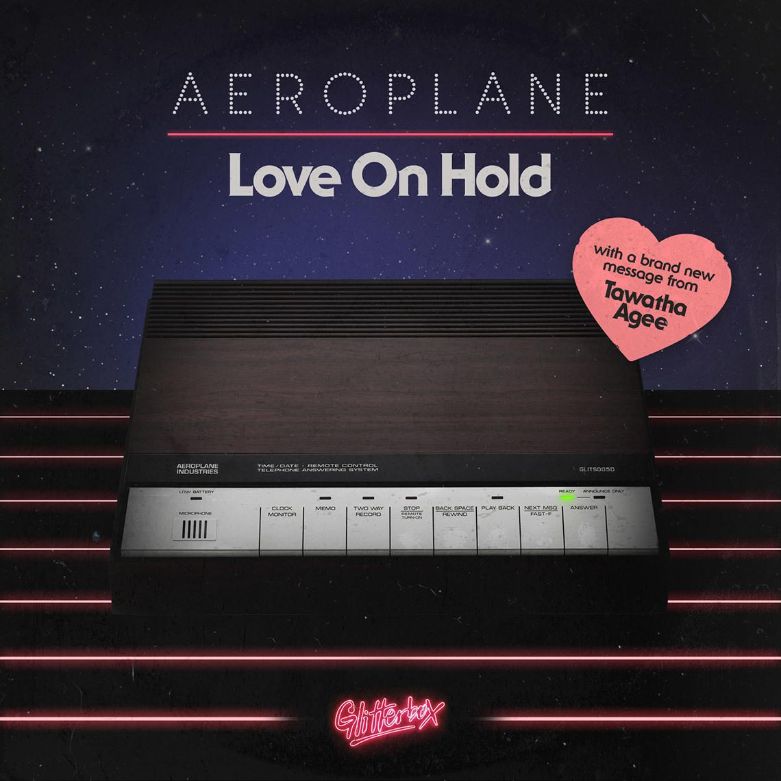 Aeroplane loveonhold