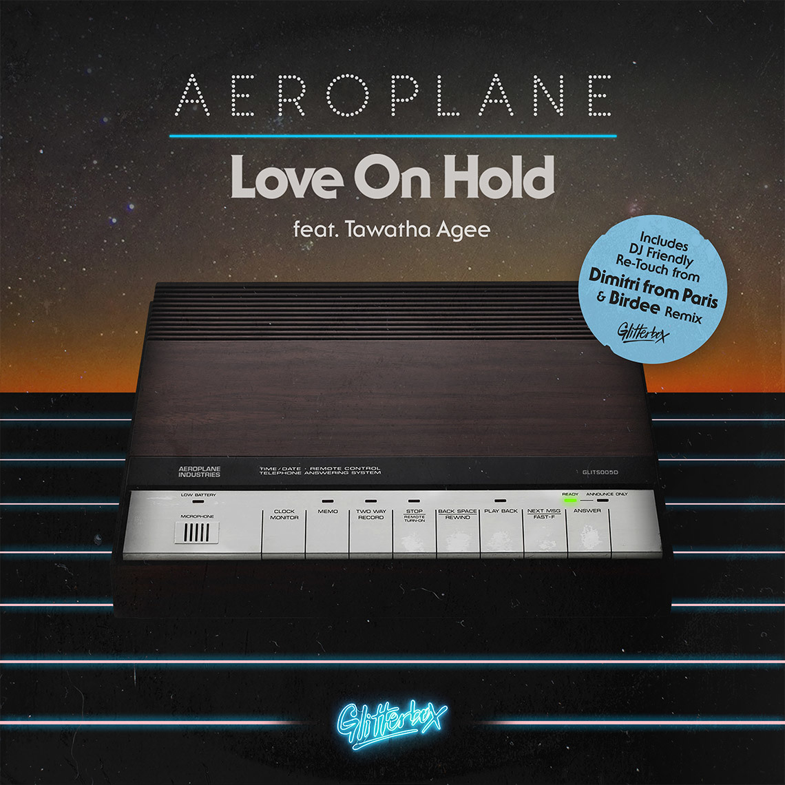 Aeroplane loveonhold remixes